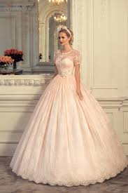 peach wedding dress. Blush Pink Wedding Dresses Vintage Wedding Dress 2015 Vestido De