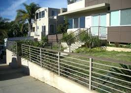 modern metal fence design. Modern Fences Metal Fence Contemporary Iron Designs Gate Design For Townhouse E