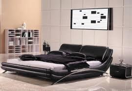 modern leather bedroom ae82