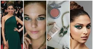 deepika padukone cannes 2017 loreal makeup tutorial i dreaminlace