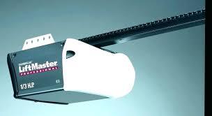 liftmaster commercial garage door opener remote programming reset