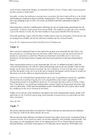 essay on personal opinion responsibility example