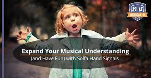 expand your al understanding and have fun with solfa hand signals