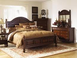Charming Dark Wood Bedroom Furniture