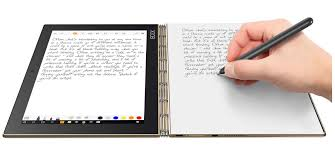 hands on review of lenovo s android 6 0 yoga book thought for your penny