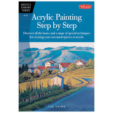 foster book al45 acrylic paint step by step