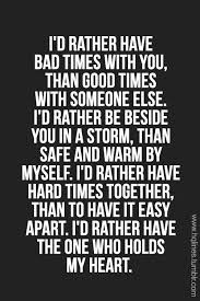 Hard Time Quotes For Relationships