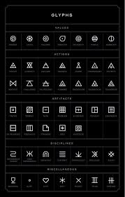 glyphs symbols too choose from for your lovely small yet cool tattoos collection glyphs symbols bedroom cool cool ideas cool girl tattoos