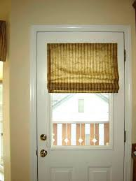 how to cover a window without curtains curtain for glass front door window covering ideas for