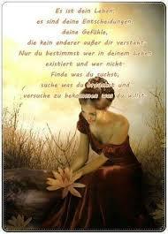 Gefühle Gedanken Und Gedichte Words Sprüche Zitate