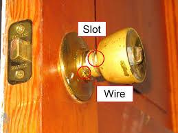 lowes door handles exterior. schlage front door hardware lowes the old doorknob with slot and wire labelled handles exterior