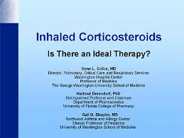 Inhaled Corticosteroids Is There An Ideal Therapy