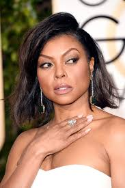 how to get golden globe winner taraji p henson s ethereal eye makeup