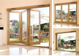 tri fold windows tri fold patio door intemporal com co