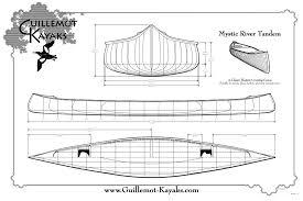 fullsize plans for the mystic river tandem