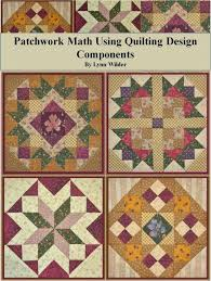 Patchwork Math Using Quilting Design Components - 156048 &  Adamdwight.com