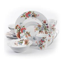 Patterned Dinnerware Sets Interesting Inspiration Design