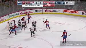 Montreal Canadiens Goal Light Jonathan Drouin Goal Against Coyotes Montreal Canadiens 2019 01 23
