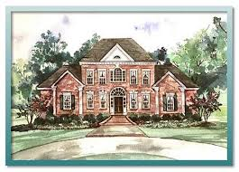 TRADITIONAL NEIGHBORHOOD DESIGN HOUSE PLANS Â  Home Plans  amp  Home DesignSouthern Traditional House Plans by Nelson Design Group