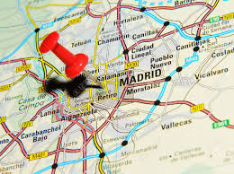 It's also one of the world's leading culinary destinations, boasts stunning coastlines and is home to some of the most vibrant cities in europe. London Uk 13 June 2012 Madrid Spain Marked With Red Pushpin Stock Photo Picture And Royalty Free Image Image 14515034