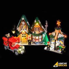 Lego Winter Village Lights Lego Winter Village Post Office 10222 Light Kit