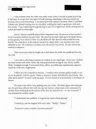 Example Of High School Essays Prep School Essay Examples