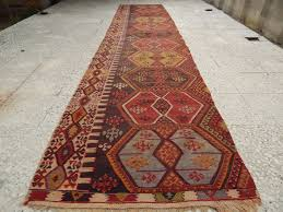 image of great extra long runner rug