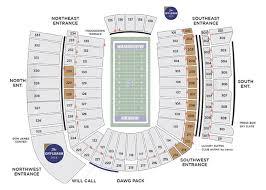 Husky Football Stadium Seating Chart Skillful Washington Huskies Football Stadium Seating Chart