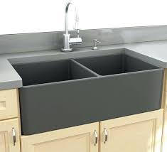 double sided kitchen sink farmhouse sinks kitchen as best option also add decorative a