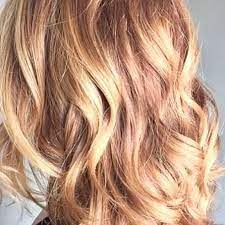 Rose Gold Blonde Haircut For Thick Hair Hair Styles Thick Hair Styles