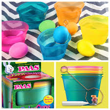 paas color cups for easy easter egg dyeing