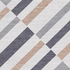 china geometric fabric style rustic porcelain tile inkjet printing technique supplier