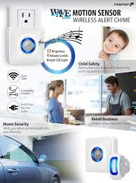Amazon.com : Fosmon WaveLink 51005HOM Wireless Home Security ...