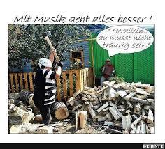 Mit Musik Geht Alles Besser Lustige Bilder Sprüche Witze Echt