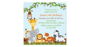 Free Printable Safari Birthday Invitations Safari Theme Birthday Invitation Tirevi Fontanacountryinn Com