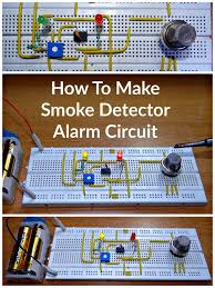 17 best images about tec elect arduino circuit how to make smoke detector alarm circuit electronics projects engineering miniproject