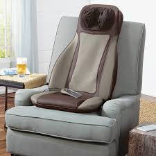 massage chair attachment. s6 shiatsu massaging seat topper massage chair attachment l