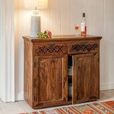 Sheesham Bedroom Furniture Wooden Sideboard Is Crafted In Solid Sheesham Wood Furniture Online