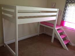Pink Bedroom Furniture For Adults Loft Beds With Desk For Adults With Lovely White And Pink Theme