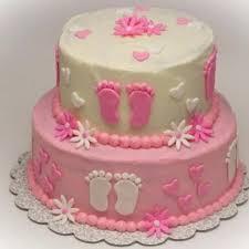 Girl Baby Shower Cakes Sugar Dreams Baby Shower Cake Girl Baby