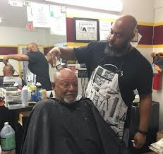 barbers and hair salons