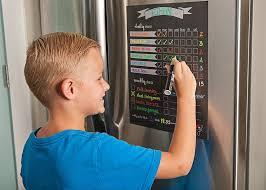 2 Pack Chore Chart Chalkboard Design
