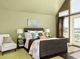 Charming Dark Green Bedroom Walls Pictures Decoration Ideas ...