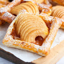 puff pastry apple tartlets a baking
