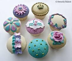 Mothers Day Cupcakes Cake By Sweetlybaked Cakesdecor