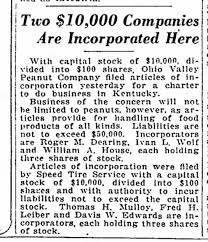 Ivan Wolf Peanut Company - Newspapers.com
