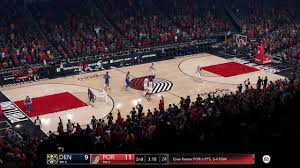 NBA LIVE 19 Playoffs Denver Nuggets vs Portland Trail Blazers Game 3 - PS4  PRO New Patch 1.24 - HD - YouTube