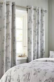 fl blackout lined eyelet curtains