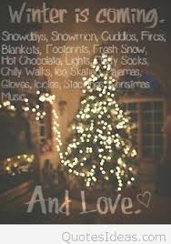 Christmas Tree Quotes Mesmerizing Winter Is Coming Quotes
