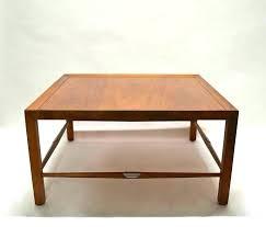 henredon side table post heritage henredon mahogany side table